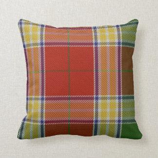 Gibbs Gibson Tartan Pillow