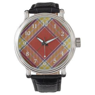 Gibbs/Gibson Tartan Watch