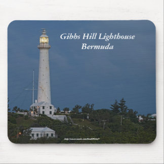 Gibbs Hill Lighthouse at Dawn Mousepad