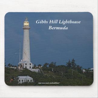 Gibbs Hill Lighthouse at Dawn Mousepad