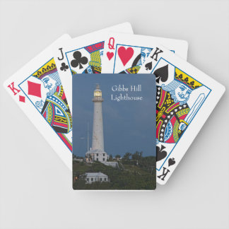 Gibbs Hill Lighthouse at Dawn Playing Cards