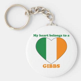 Gibbs Key Chain