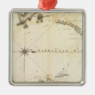 Gibraltar Christmas Ornament