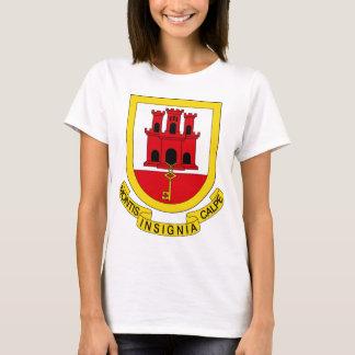 Gibraltar Coat of arms GI T-Shirt