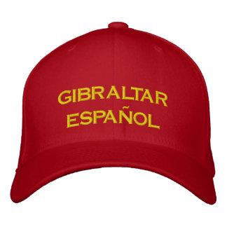 Gibraltar Espanol Baseball Cap