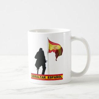 Gibraltar Español Coffee Mug