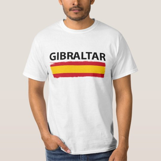 Gibraltar Espanol T-Shirt