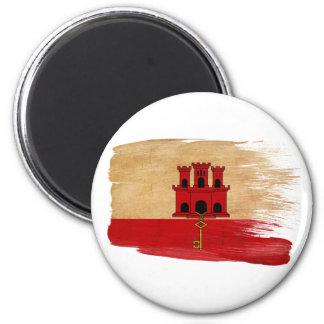 Gibraltar Flag Magnets