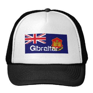 Gibraltar  flag souvenir hat