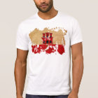 Gibraltar Flag T-Shirt