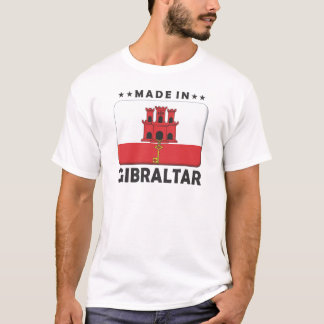 Gibraltar Made T-Shirt