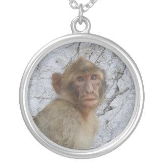 Gibraltar Monkey necklace