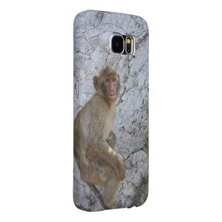 Gibraltar Monkey phone cases