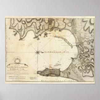 Gibraltar Poster