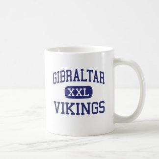 Gibraltar Vikings Middle Fish Creek Coffee Mug