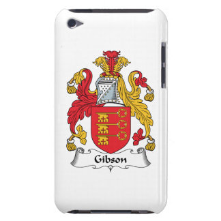 Gibson Family Crest iPod Touch Cover