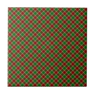 Gibson / Gibbs Clan Tartan Designed Print Tile