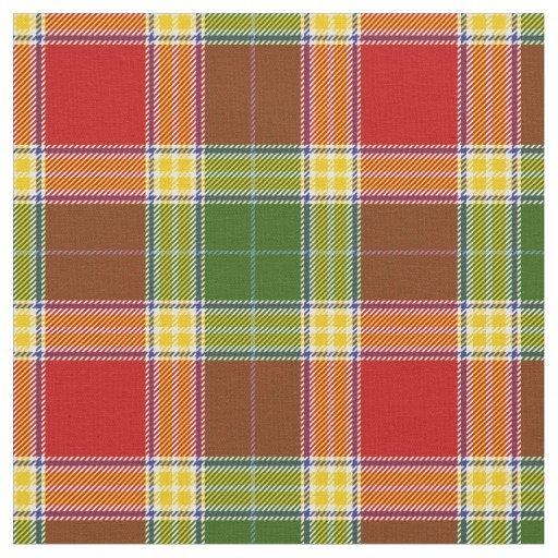 Gibson Tartan Print Fabric