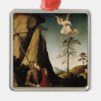 Gideon and the Fleece, c.1490 Christmas Ornament