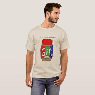 Gif Peanut Butter T-Shirt