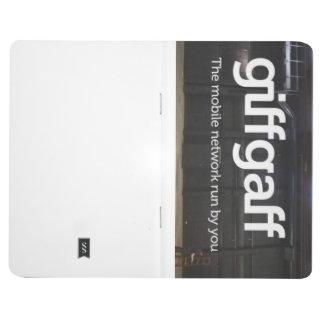 Giffgaff pocket journal