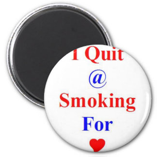 Gift Award for Stop or Quit Smoking Magnet
