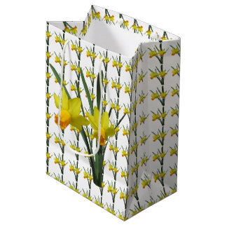Gift Bag - Daffodil Blossoms