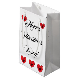 "Gift Bag - ""Happy Valentine's Day"""