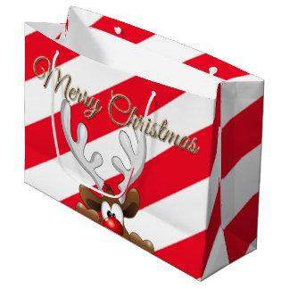 Gift Bag Large - Christmas