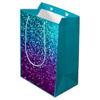 Gift Bag Mosaic Sparkley Texture