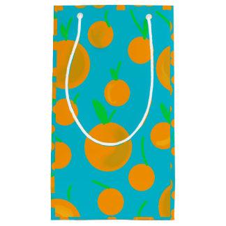 Gift bag Orange