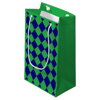 Gift bag - small, shining