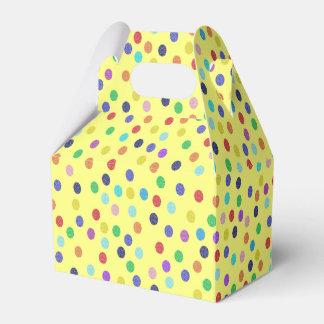Gift box Colorful Dots