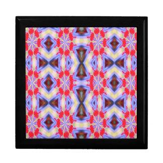 Gift Box- Decorative Abstract Design Gift Box