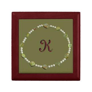 Gift Box - Gem necklace