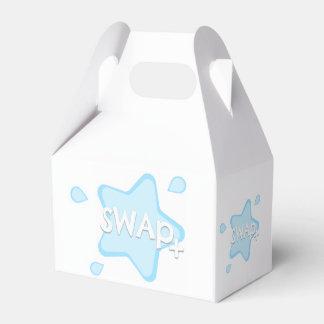 Gift box in gable form - 1 SPLAsh