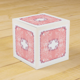 Gift Box Red Party Favour Box