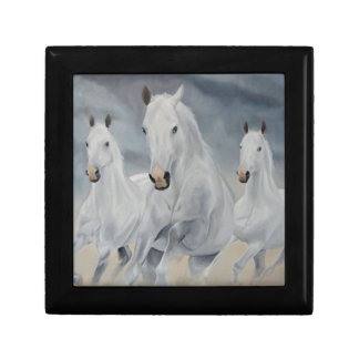Gift Box - Three Horses