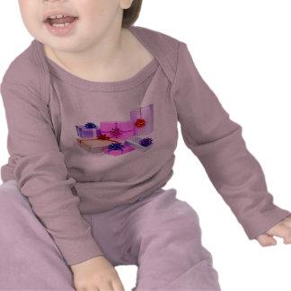 Gift Boxes Baby Shirts Tees