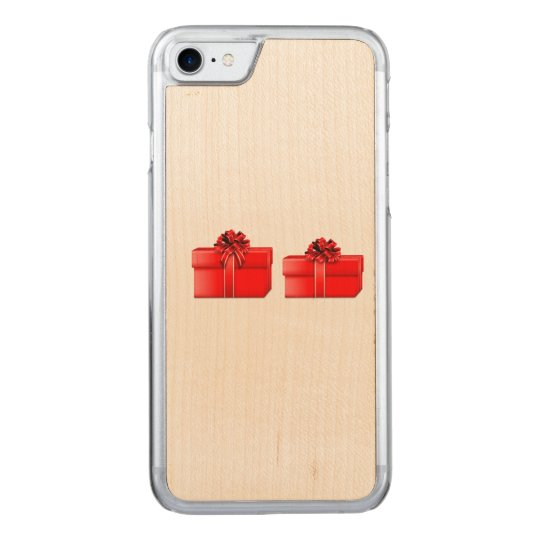 gift carved iPhone 7 case