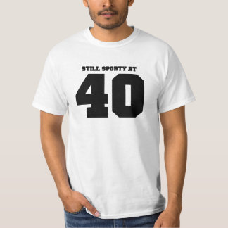 Gift for 40th birthday! T-Shirt