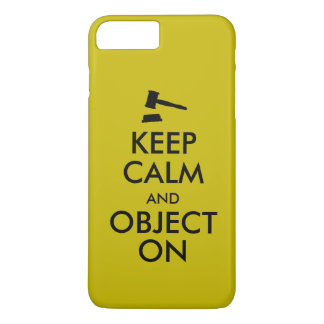 Gift for Lawyer Attorney Judge Law Student or Prof iPhone 7 Plus Case