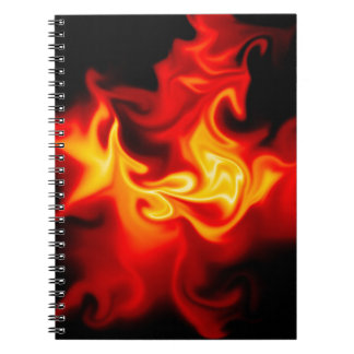 Gift form hell notebook