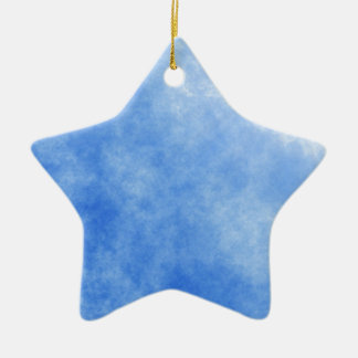 Gift from heaven ceramic star decoration