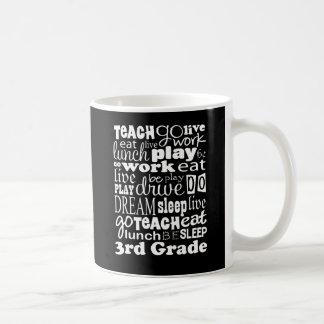 Gift Idea for 3rd Grade Teacher Coffee Mug