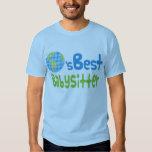 Gift Idea For Babysitter (Worlds Best) T-shirt