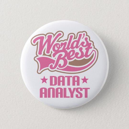 Gift Idea For Data Analyst Women (Worlds Best