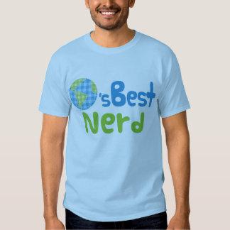 Gift Idea For Nerd (Worlds Best) Tshirts
