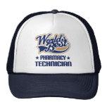 Gift Idea For Pharmacy Technician (Worlds Best) Hat