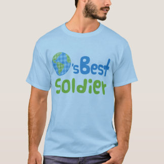 Gift Idea For Soldier (Worlds Best) T-Shirt